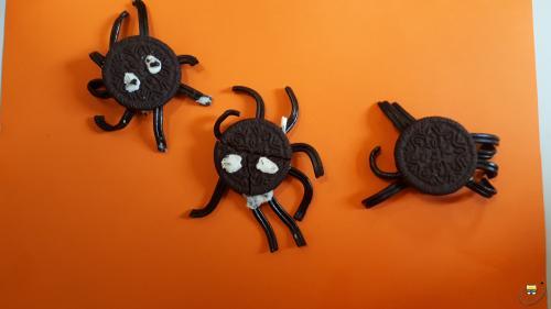 Les élèves de CE1/CE2 et CM2 ont fêté Halloween